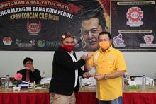 Dihadapan Komunitas Pedagang Bakso Nusantara, Bamsoet Ajak Bantu Sesama Anak Bangsa