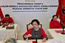Puan Maharani Umumkan Daftar Cakada PDIP untuk 21 Daerah