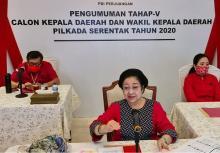 Curhat Dukung Kader Demokrat di Pilgub, Megawati: Kenapa Ya, Rakyat Sumbar Belum Menyukai PDIP?