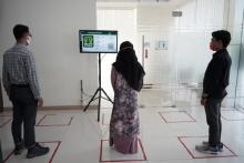 BAZNAS Gunakan AI Deteksi Pelanggaran Protokol Kesehatan