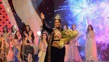 Lois Merry Tangel Sulawesi Utara Menangi Putri Pariwisata 2016