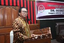 Di Kepulauan Riau, Oesman Sapta Ajak Warga Minang Bangkitkan Kembali Ekonomi Rakyat