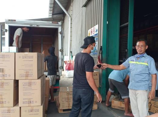 Badan Penghubung Riau Siap Distribusikan Bantuan APD dari BPNB Senilai Rp365 Juta