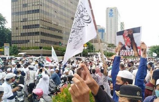 Kecam Presiden Macron, Ormas Islam Desak Indonesia Usir Dubes Prancis