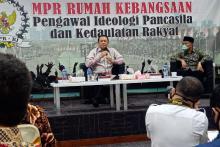 MPR Minta Pemerintah Kawinkan Berbagai Kebijakan Pusat dengan Pembangunan Ekonomi Daerah