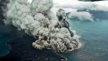 Menurut Pantauan PVMBG, Anak Krakatau Alami 60 Kali Gempa Letusan