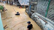 10 Orang Meninggal, Korban Banjir 3 Kampung di Lebak Belum Dievakuasi