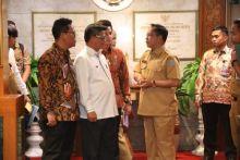 Menghadap Mendagri, Gubernur Kalimantan Utara Usulkan Kecamatan Tanjung Selor Menjadi Kota
