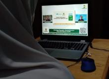 Baznas Salurkan Donasi Situs Penggalang Dana