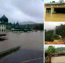 Besok, Hujan Lebat Diberbagai Wilayah Termasuk Aceh, Riau dan Sumbar, BMKG Ingatkan Potensi Bencana Longsor dan Banjir
