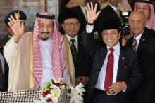 Antusiasme Masyarakat Indonesia Sambut Raja Salman Jadi Liputan Utama Arab NewsTv
