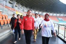 Lagi, PSSI Lakukan Inspeksi ke Tiga Stadion