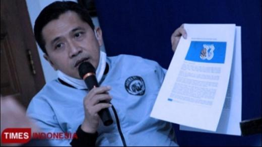 Soal Piala Menpora 2021, Arema FC Minta IPW Tidak Provokasi