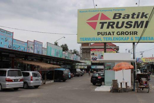 Masuk Usia Keenam, Batik Trusmi Perkuat Pariwisata Cirebon