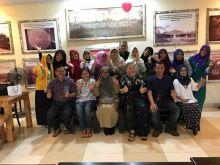 Sebulan Terbentuk, Komunitas Batik Depok Bertekad Kembangkan Fashion dan Aksesories Berbahan Batik