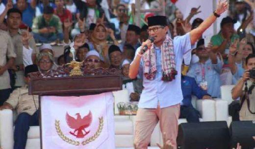 Besok, Sandiaga Uno Bakal Geber Kota Lumajang, Surabaya dan Balikpapan