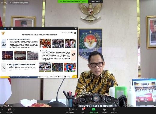 Hari Raya Jangan Sampai Meng-India-kan Indonesia, Pemerintah Perluas PPKM Mikro