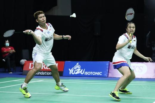 Kalahkan Adnan/Mychelle, Praveen/Melati ke Laga Final