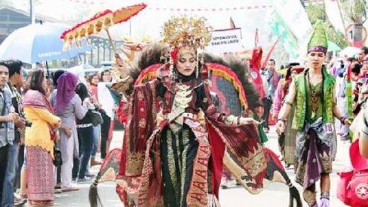Sawahlunto Internasional Songket Carnival 2017 Siap Digelar di Sumbar