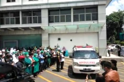 Dokter Andhika Berpulang setelah Positif Covid, PMRJ: Riau Kehilangan Putra Terbaik