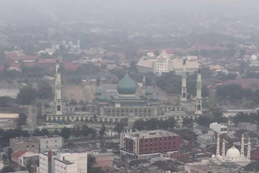 Kemenpar Pastikan Kabut Asap Riau dan Sejumlah Daerah Tidak Pengaruhi Industri Pariwisata