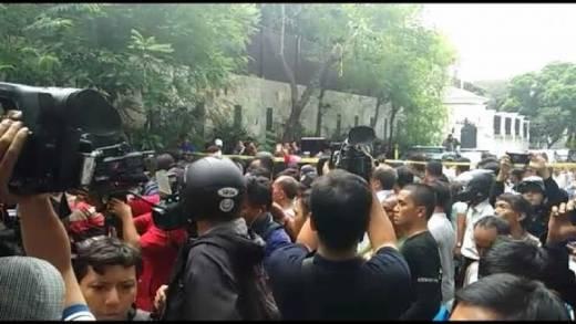 Majikanya Disandera Rampok, Pembantu Rumah Tangga Perumahan Mewah Pondok Indah Berhasil Kabur