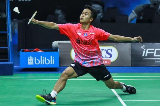 Tim Garuda Unggul 1-0 Lewat Kemenangan Anthony