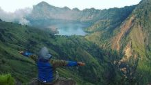 Geotourism Trekking Rinjani Lombok Diapresiasi UNESCO