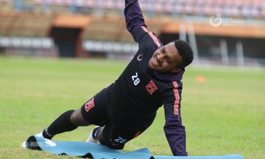 Borneo FC Tajamkan Penyelesaian Akhir