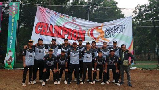 Enam Tim Cricket Lolos, Kualitas Pertandingan Meningkat