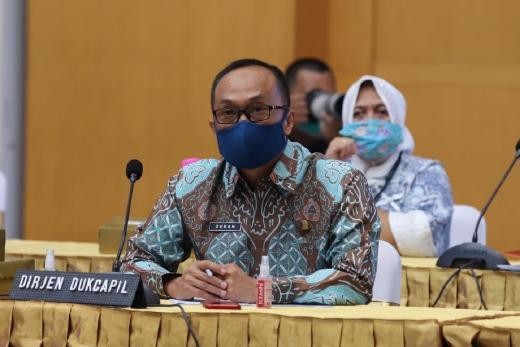 KPU Revisi Data Keliru Pemilih Belum Rekam KPT-el dari 20 Juta menjadi 2,7 Jutaan