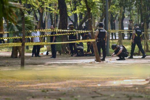 Polda Metro Benarkan Dari Dua Korban Granat Monas, Satu Anggota TNI Lenganya Putus