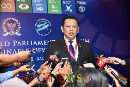 Bamsoet: Tindak Tegas Setiap Pelanggaran Kedaulatan Indonesia di Natuna