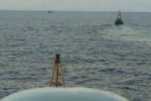 Banyak Kapal Asing Masuk Natuna Pasca Lengsernya Soeharto