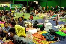 Pengungsi di Banjar Irigasi Bertambah