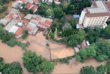 Ada Resiko Hujan Ektrem hingga Februari 2020, Ini yang Dilakukan Menteri PUPR