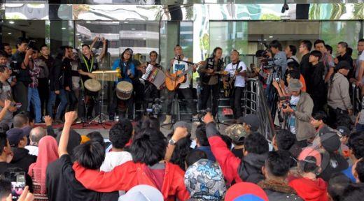 Timbulkan Diskriminasi, Komunitas Musik Keras Pekanbaru Tolak RUU Permusikan