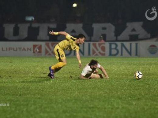 Bhayangkara FC Bungkam Semen Padang FC