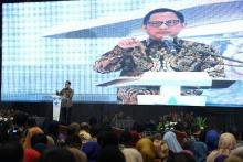 Mendagri Sebut NU Cocok untuk Indonesia