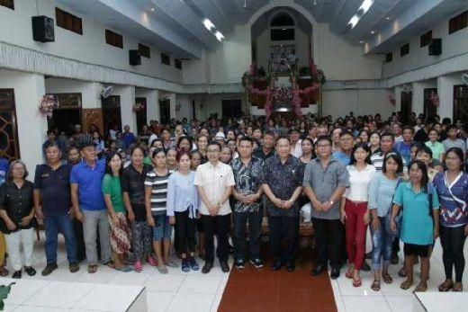 Mangindaan: Indonesia Berdiri Atas Kesadaran Persatuan dan Kesatuan
