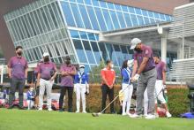 Menpora Apresiasi Indonesian Corporate Golf Series Championship