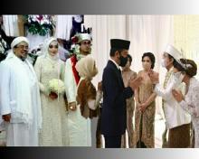 Bandingkan Nikahan Atta Aurel yang Dihadiri Jokowi dan Nikahan Puteri HRS, Netizen: Covid Sudah Selasai Ya?