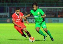 Hadapai Sriwijaya FC, Bhayangkara FC Penuhi Ambisi