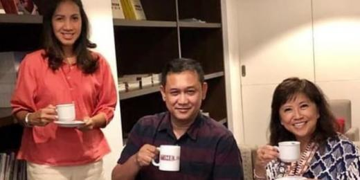 Politikus Demokrat Geram Denny Siregar Serang Almira Yudhoyono