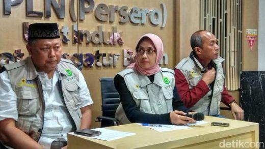 Minta Maaf, PLN: Listrik Kembali Normal Pukul 19.30 di Jakarta dan di Jabar Pukul 20.30 WIB