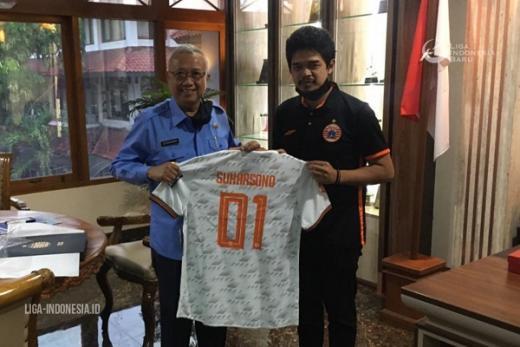 Bupati Bantul Dukung Persija Gunakan Stadion Sultan Agung