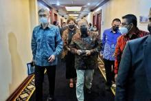 Bertemu Dubes AS, Ketua DPD RI Singgung Pernyataan Joe Biden Soal Jakarta Tenggelam