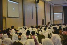 KP3A RI Pertontonkan Video Kekerasan, Ribuan Pelajar di Dumai Teriak dan Seorang Siswi Dilarikan Keluar Ruangan