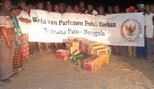 Pengungsi Korban Bencana di Palu Butuh Bantuan Cepat dari Pemerintah