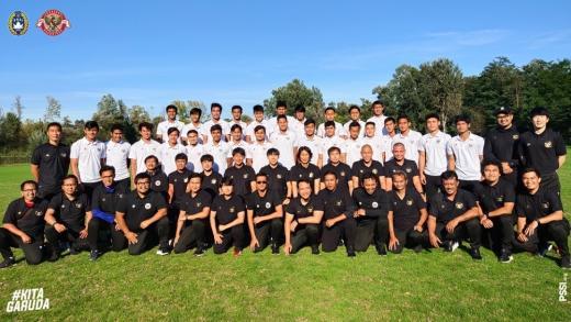Timnas U 19 Indonesia Pindah TC ke Kota Split
